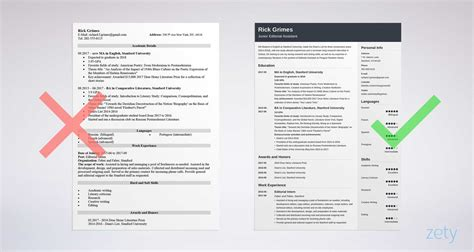 So how do you write a cv? How To Write Resume For Work Experience - Main Sections