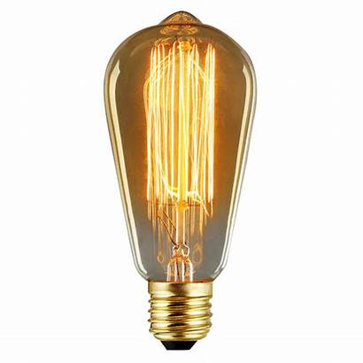 Edison Bulb Bulbs St58 Led Filament Antique