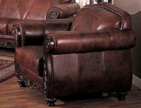 rustic leather furniture leather furniture