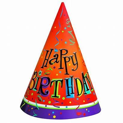 Cone Shape Clipart Birthday Hat Happy Cliparts