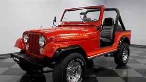 3913 Cha 1986 Jeep Cj7 Renegade