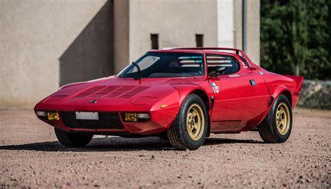 """Fab Wheels Digest (fwd) Lancia Stratos """"stradale"""