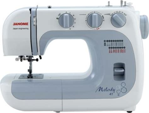 boulanger machine a coudre janome melody 41 machine 224 coudre boulanger