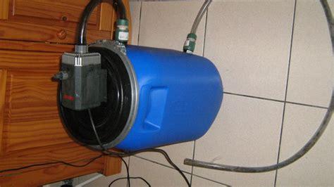 fabrication d un filtre externe tr 232 s gros volume de filtrati aquariophilie org