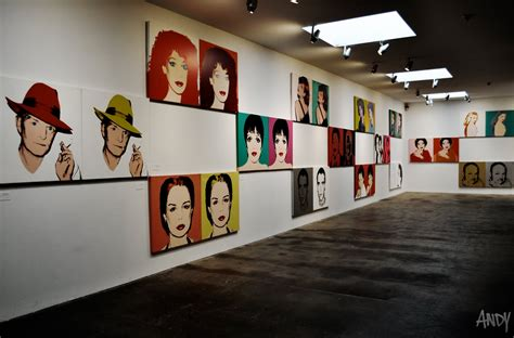 the segment salute to the andy warhol museum pittsburgh