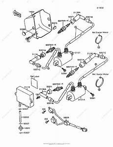 Kawasaki Motorcycle 1997 Oem Parts Diagram For Ignition