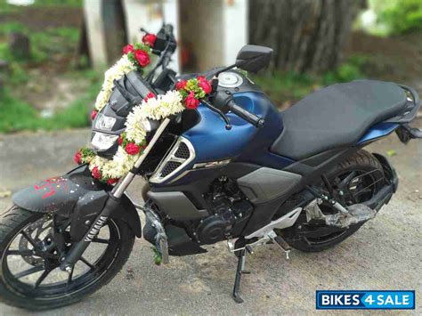 After the introduction of fazer and fz models, yamaha bikes became very popular in sri lanka. Used 2019 model Yamaha FZ-S FI V3 for sale in Pune. ID 259811 - Bikes4Sale