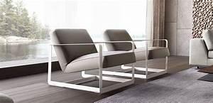 CROSBY Modern Lounge Chair Modloft