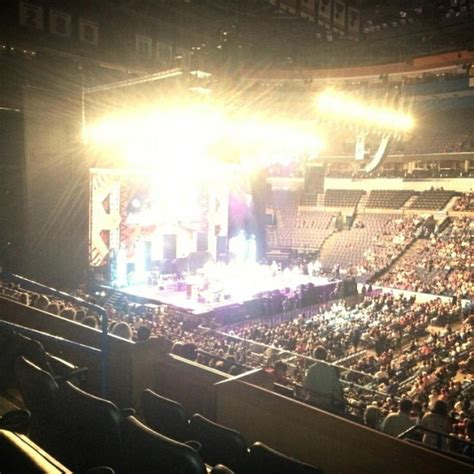 Enterprise Center Section 115 Concert Seating ...
