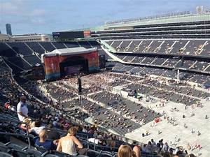 Soldier Field Section 429 Concert Seating Rateyourseats Com