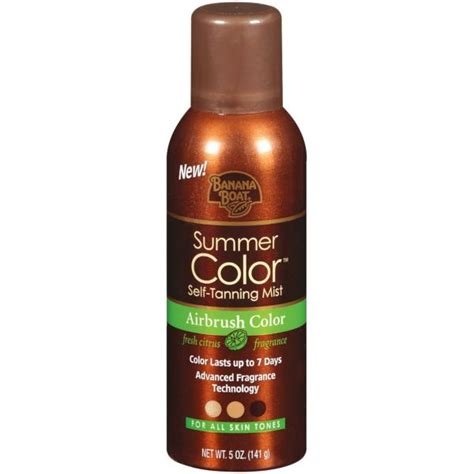Banana Boat Summer Color Self Tanning Mist by 1000 Images About On Seasons Keep In
