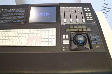 euphonix mc pro daw control surface gearwise  av