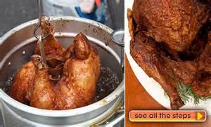 fried turkey recipe and tips epicurious epicurious