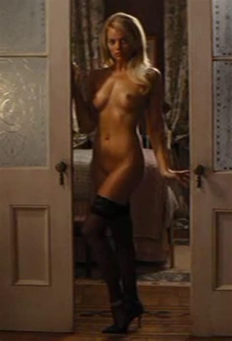 Margot Robbie Nude Wolf Of Wall Street 7 Mycelebrity