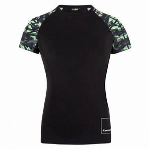 Tee Shirt Camouflage Femme : t shirt kawasaki camouflage femme boutique access k ~ Nature-et-papiers.com Idées de Décoration