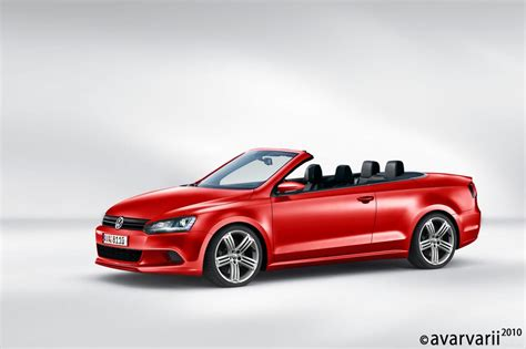 New Best New Facelift 2011 Vw Eos Rendered News Top Speed