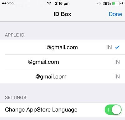 how to reset apple id on iphone how to change apple id on iphone