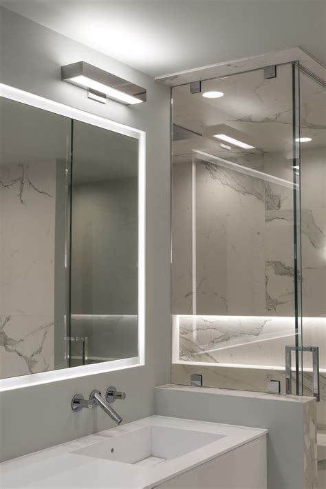 Modern Bathroom Led Lighting by 44 Best Edge Lighting Bath And Vanity Images On