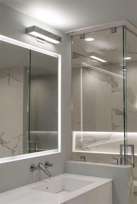 edge lighting bath  vanity images  pinterest