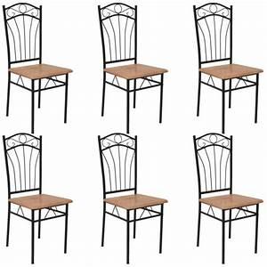 Chaise En Fer Forgé : chaises fer forge achat vente pas cher ~ Dode.kayakingforconservation.com Idées de Décoration