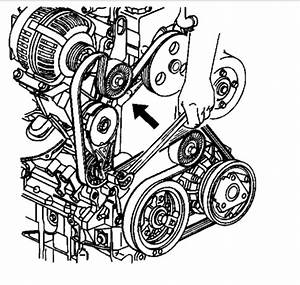 Serpentine Belt Routing Diagram  Belt Routing Diagram