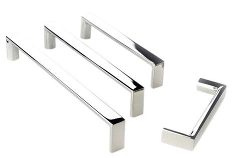 Cabinet Hinges Brisbane by C79 Mainz Cabinet Handles In Brushed Stainless Steel