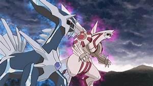 Battle Royale #4: Arceus vs Palkia and Dialga | Pokémon Amino