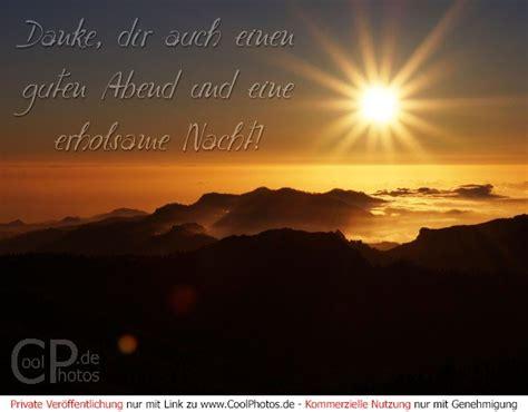 Erholsame Nacht Bilder by Coolphotos De Danke Dir Auch Einen Guten Abend Und Eine