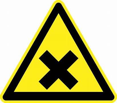 Warning Hazard Signs Clipart Symbol Safety Clip