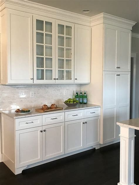 sherwin williams extra white cabinets shaker style kitchen cabinet paint color sherwin williams 331 | 1470a9f5236217cc9406c8a5849c3bc3
