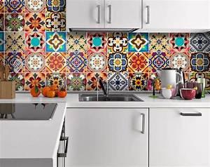 Pinterest 10 credences de cuisine inspirantes cote maison for Kitchen colors with white cabinets with papiers peints pas cher