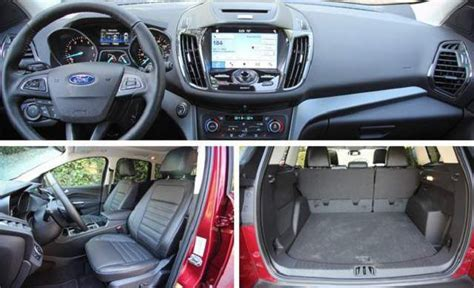 ford escape interior 2018 ford escape hybrid rumors engine specs