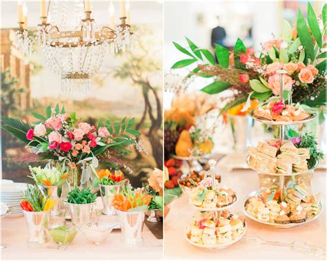 Tea Bridal Shower by Garden Bridal Shower Tea Trueblu Bridesmaid
