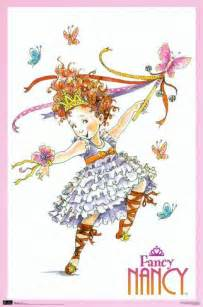 Fancy Nancy Clip Art