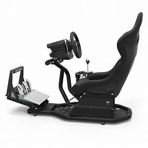 Simulateur Auto Ps4 : rseat rs1 black black 11 simulator seats pinterest simulateur de et conduite ~ Farleysfitness.com Idées de Décoration