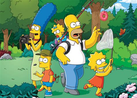 The Simpsons' History Is Rich With Detail Here's How It