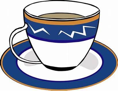 Tea Cup Cartoon Clipart Animated Lag