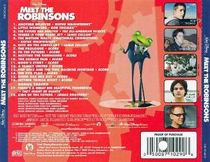 Meet The Robinsons An Original Walt Disney Records
