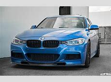 A Clean Estoril Blue BMW F30 335i Project By European Auto