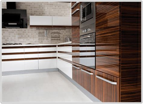 high gloss kitchen cabinets doors high cabinet kitchen solid wood kitchens cabinets and