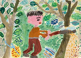 phoebe a hearst preschool rhoda kellogg collection 729 | PhoebeHearst RhodaKellogg 01