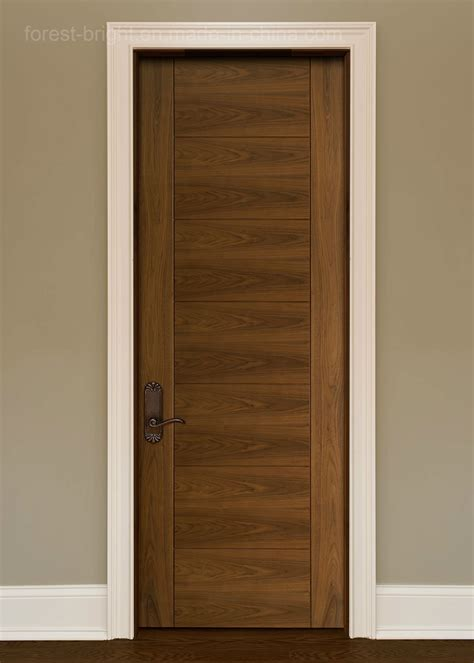 china interior veneered flush door contemporary modern