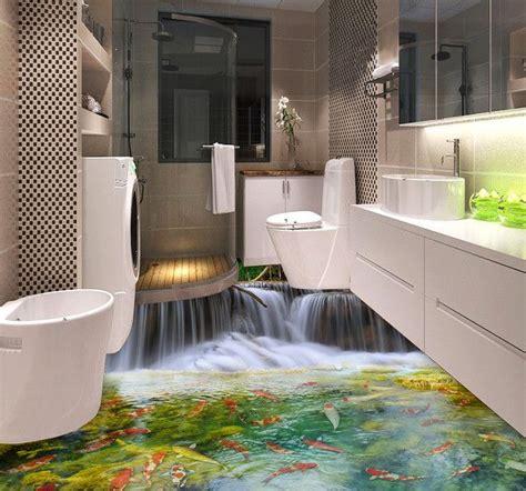cuisine salle de bains 3d décoration d 39 intérieur revêtement de sol pvc vinyle