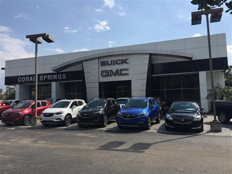 Coral Springs Buick by Buick Gmc Service Center Near Ft Lauderdale Boca Raton