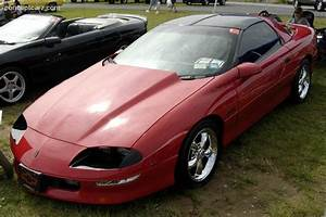 1995 Chevrolet Camaro History  Pictures  Value  Auction Sales  Research And News