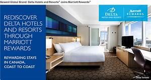 Wyndham Points Chart 2016 Marriott Rewards Delta Hotels Integration Recognition