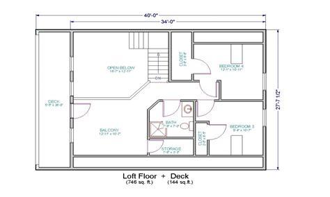 small house floor plans  loft small  bedroom house