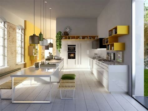 Italian kitchen furniture by Snaidero   Interior Design