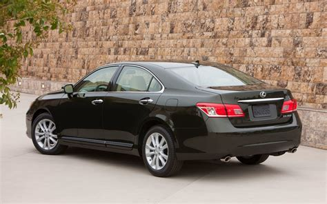 lexus sedan 2012 2012 lexus es350 reviews and rating motor trend