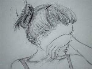 Sad Girl Drawing Tumblr Drawings Of Sad Girl Google Search ...